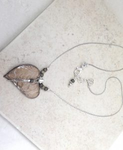 Heart of Forgiveness Chain necklace